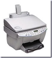 HP Officejet G85